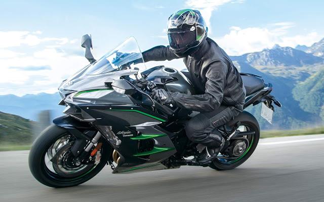Kawasaki Ninja H2 SX SE 2020: preço R$ 139.990 - Brasil