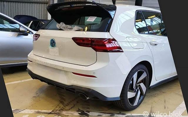 Novo VW Golf GTI Mk8 2020 será apresentado em março