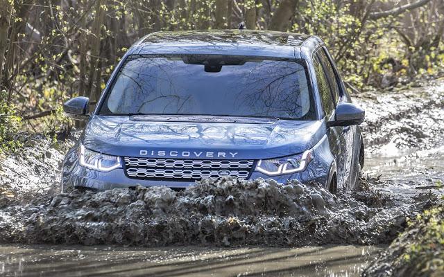 Land Rover Discovery Sport 2020: fotos, preços e detalhes