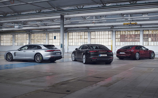 Porsche Panamera Hybrid 2021 ganha novas versões com até 700 cv no Brasil; preços e detalhes