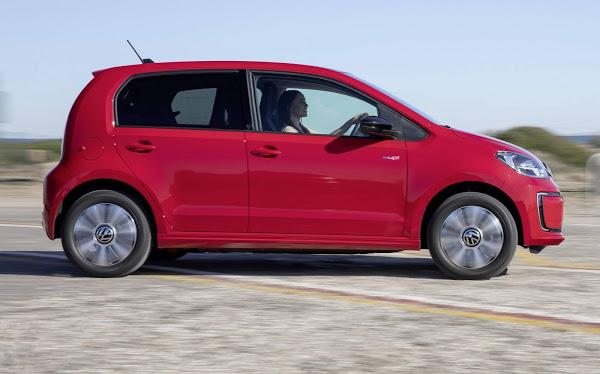 VW e-Up! elétrico chega ao Brasil em 2021: preço R$100 mil