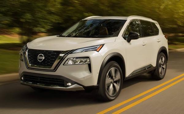 Nissan Rogue 2021 chega ao EUA para enfrentar o Tiguan